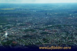 Aerial photo South Berlin