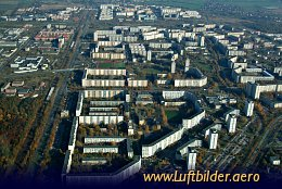 Aerial photo Berlin Marzahn