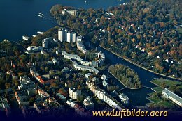 Aerial photo Tegel Port