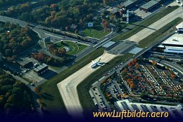 Aerial photo Tegel Airport