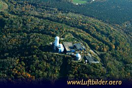 Aerial photo Teufelsberg