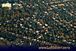 Aerial photo Mariendorfer Damm