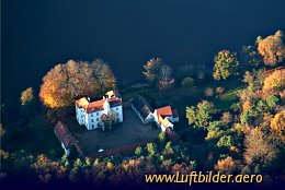 Aerial photo Grunewald Hunting Lodge