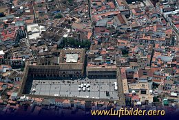 Aerial photo Plaza de la Corredera