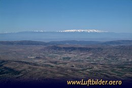 Aerial photo Altas Mountains