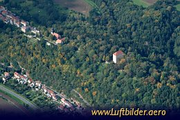 Aerial photo Orlamünde Bower